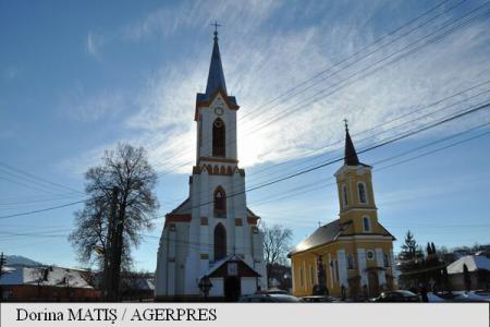 Singura biserică ortodoxă construită în stil neogotic din România se află la Ibănești